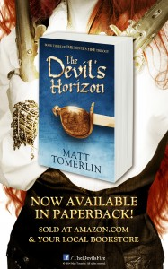The Devil's Horizon Paperback