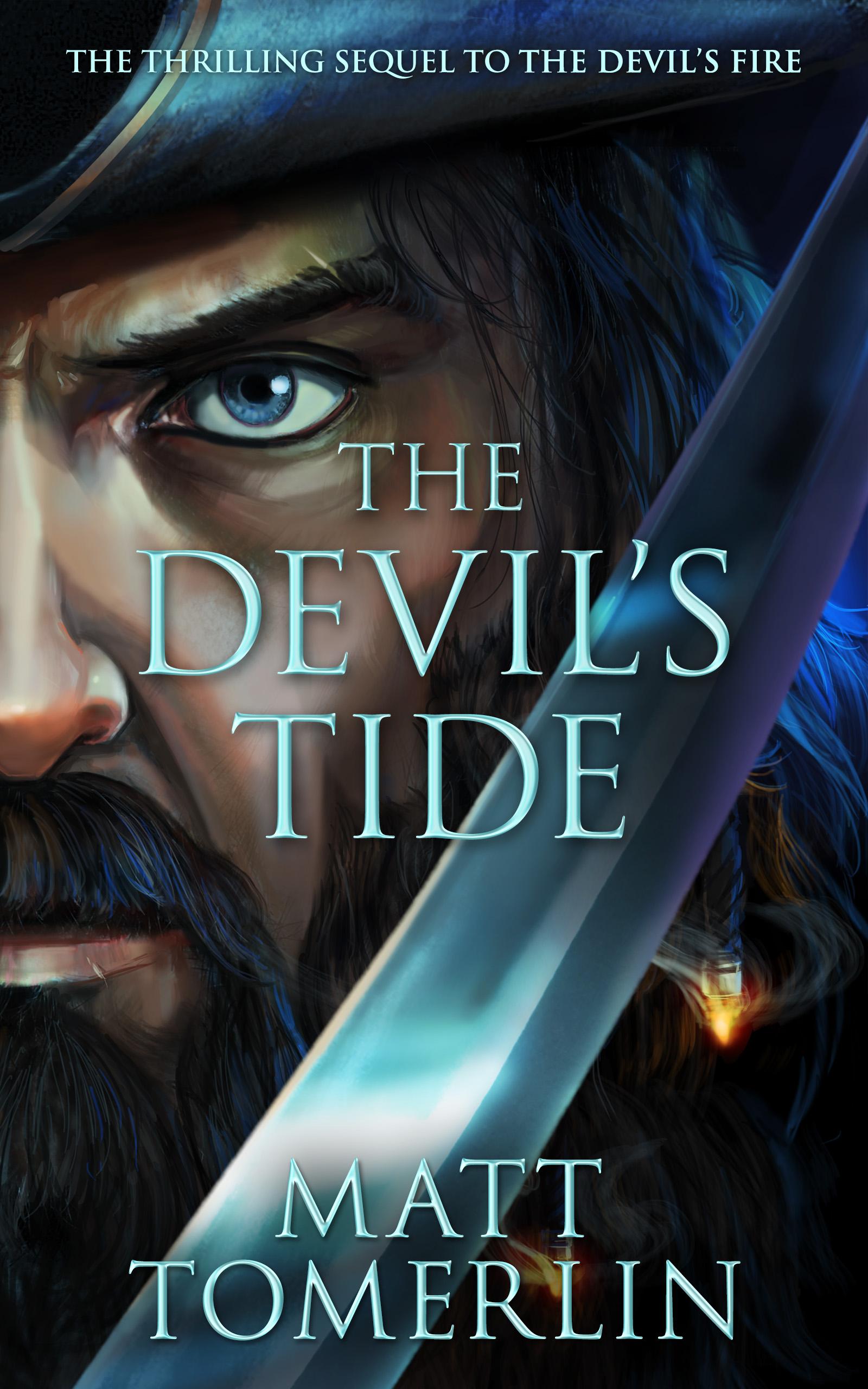 pirate novel magic